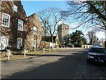 TQ0487 : Village Road, Denham by Alexander P Kapp