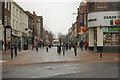 NY4056 : Carlisle, Scotch Street by David Dixon
