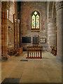 NY3955 : Carlisle Cathedral, St Michael's Chapel by David Dixon