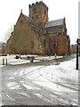 NY3955 : Carlisle Cathedral by David Dixon