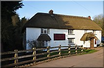 SS7701 : Coleford : New Inn by Lewis Clarke