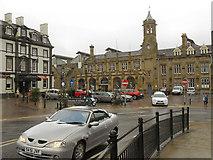 NY4055 : Carlisle Citadel Station by David Dixon