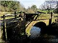 SE2957 : Spruisty Bridge by Chris Heaton
