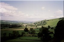 SK1482 : Castleton from near Speedwell Cavern by Elliott Simpson