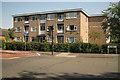 SP2865 : St John's Court, flats 1-6, Warwick by Robin Stott