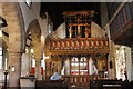 SK7368 : Interior, St Mary's church, Egmanton by J.Hannan-Briggs