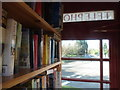 ST5258 : Ubley: the book exchange by Chris Downer