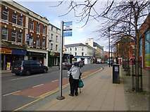C4317 : Quayside Bus Stop, Derry / Londonderry by Kenneth  Allen