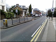 TQ2374 : Putney Hill by Alex McGregor