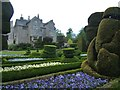 SD4985 : Levens Hall and the Topiary Gardens by Barbara Carr