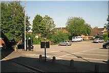 SP2865 : Priory Road pay-and-display car park, Warwick by Robin Stott