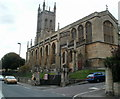ST7566 : Grade II* listed Church of St Saviour, Bath by Jaggery