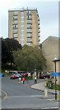 ST7565 : Berkeley House, Snow Hill, Bath  by Jaggery