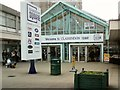 SJ9494 : Clarendon Square Shopping Centre by Gerald England
