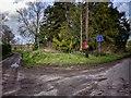 SU0464 : Bourton Near Bishops Cannings by Gillie Rhodes