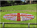 TA0488 : Flower bed 2 alongside Valley Road by John S Turner
