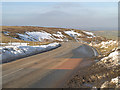 SE0903 : Holme Moss, Woodhead Road by David Dixon