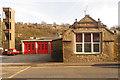 SE1408 : Holmfirth Community Fire Station by David Dixon