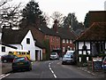 TQ0747 : Shere Lane, Shere by nick macneill