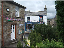 SD6592 : Tourist Information Centre, Sedbergh by Barbara Carr