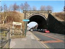 SD7807 : Church Street West bridge by Gerald England