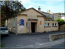 ST7565 : Bethel Baptist Chapel, Bath by Jaggery