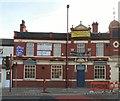 SJ9098 : Former Cotton Tree pub by Gerald England