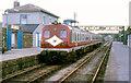 T2472 : NIR railcars at Arklow by Albert Bridge