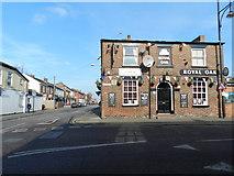 SJ8889 : Royal Oak, Castle Street, Edgeley by Peter Barr