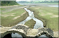 O1903 : The Vartry reservoir, Roundwood (1990-2) by Albert Bridge