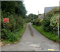 SM8805 : A private road, Gelliswick, Milford Haven by Jaggery