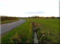 TL0847 : Southill Road towards Old Warden by Andrew Tatlow