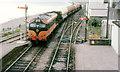 O2912 : Ammonia train at Greystones by Albert Bridge