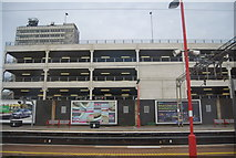 SP3378 : Car park by Coventry Station by N Chadwick
