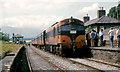 S3906 : Kilmacthomas railway station (1982) by Albert Bridge