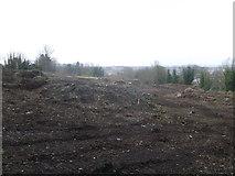 TQ7668 : Development Land, Amherst Hill (2) by David Anstiss