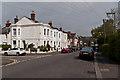 TQ2550 : Hardwicke Road by Ian Capper