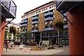 TQ3380 : Apartments in Admirals Court by Steve Daniels
