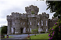 NY3701 : Wray Castle, Low Wray by Stephen Richards