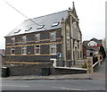 ST1268 : Side view of the former Capel Calfaria, Barry by Jaggery