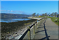 NS2882 : Helensburgh Sea Front by Mary and Angus Hogg