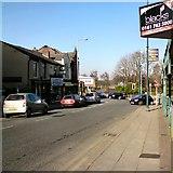 SJ9495 : Bottom of Market Street by Gerald England