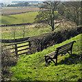 SE5570 : Hilltop seat by Pauline E