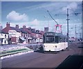 SD3142 : Blackpool Tramcar at Cleveleys by David Hillas
