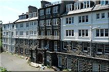 SH5730 : St. David's Hotel by Arthur C Harris