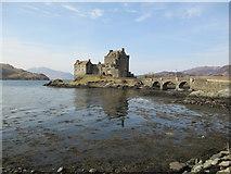 NG8825 : Eilean Donan Castle by Jennifer Jones