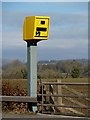 NT5831 : A replacement speed camera on the A68 by Walter Baxter