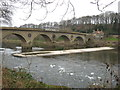 NT8440 : Coldstream Bridge by frank smith