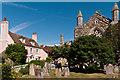 TQ9220 : St Mary's Churchyard by Ian Capper