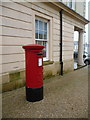 SY6690 : Poundbury: postbox № DT1 179, Beechwood Lane by Chris Downer